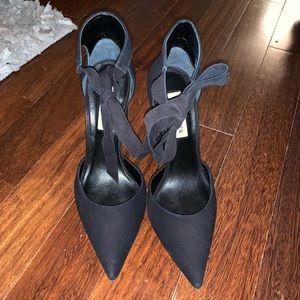 Steve Madden Shoes | Pearl Black Nubuck